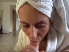 Проглатывание спермы